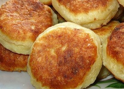 ппростой рецепт сырников с фото