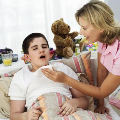 Лечение сухого кашля у детей в домашних условиях народными 649