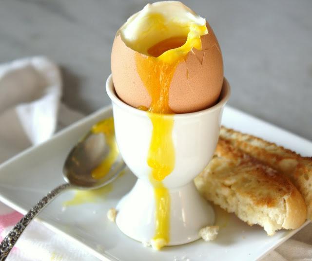 Как варить яйца всмятку рецепт