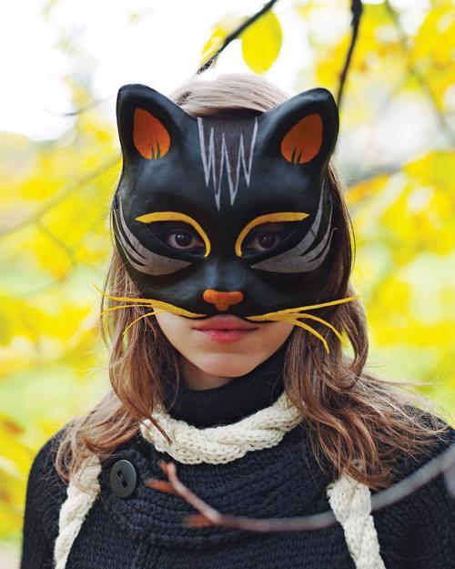 Как сделать маску из папье-маше. Решения для детских и взрослых праздников :: SYL.ru