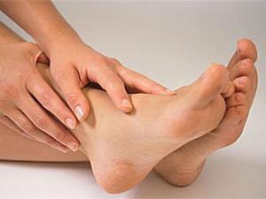 Избавиться от потливости рук и ног