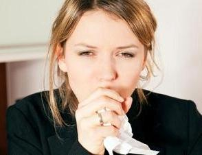 dry barking cough