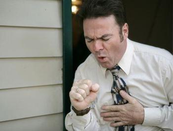 dry cough seizures