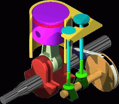 two-stroke engine principle