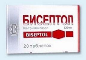 Biseptol instructions for use
