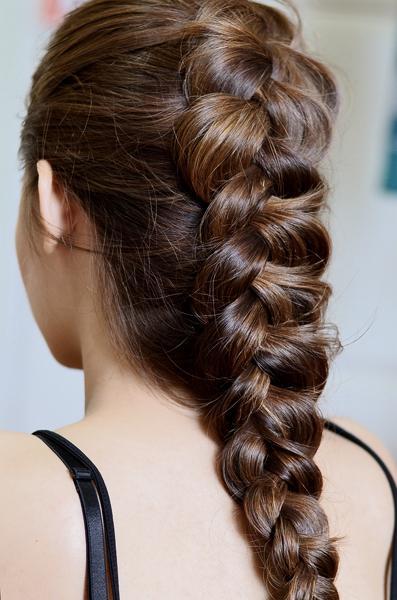 как сделать косу на толстолобика