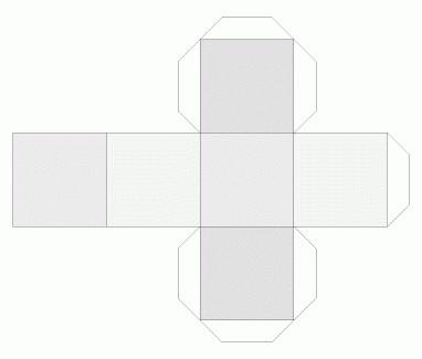 Как сделать кубик своими руками из картона