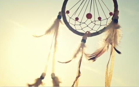 do-it-yourself dream catcher