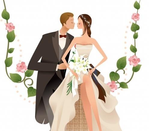 Поздравление от коллег со свадьбой в прозе 80