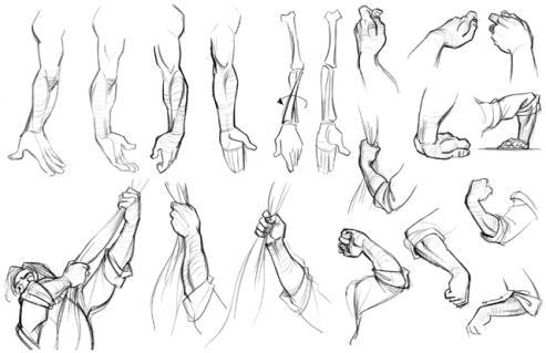 Как рисовать своими руками поэтапно людей