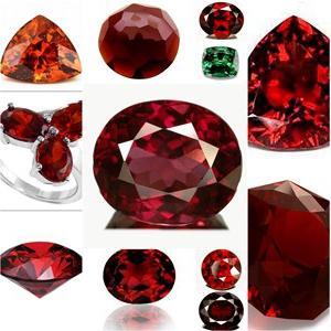 stone garnet properties
