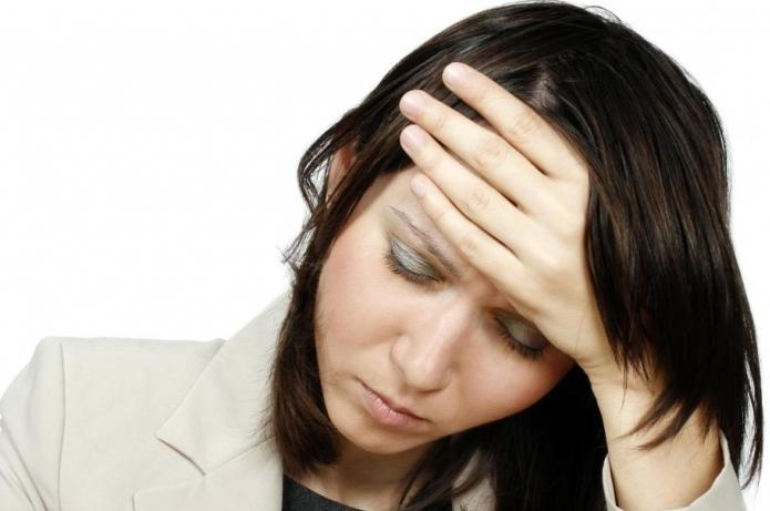 Головная боль сухость во рту слабость головокружение