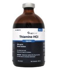Витамин тиамин: инструкция по применению