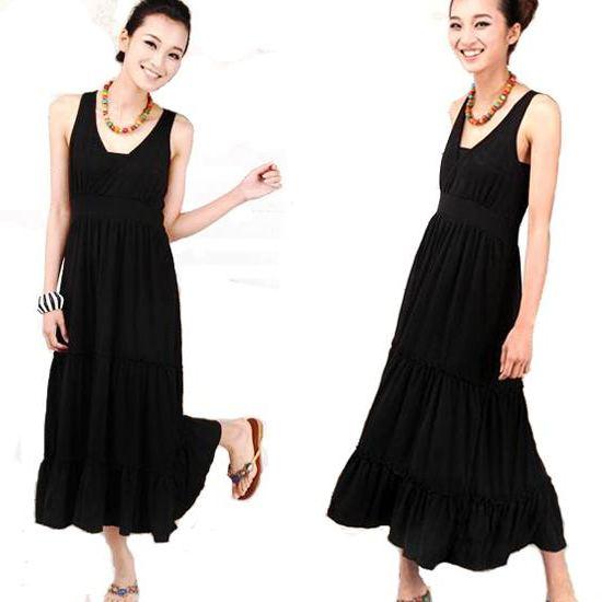 Как сшить платье летнее на полных женщин