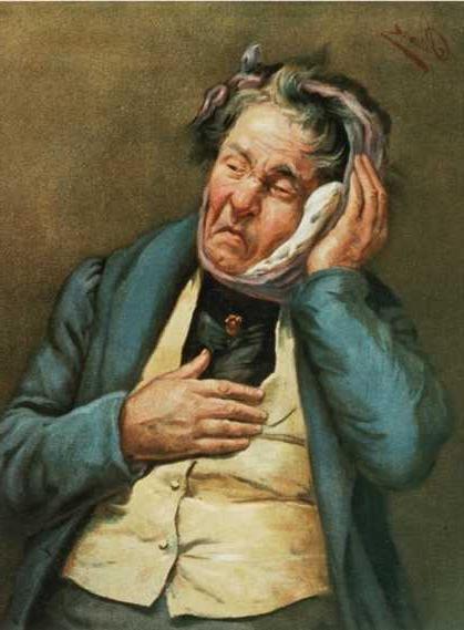 Если часто болит затылочная часть головы