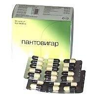 Pantovigar medicine
