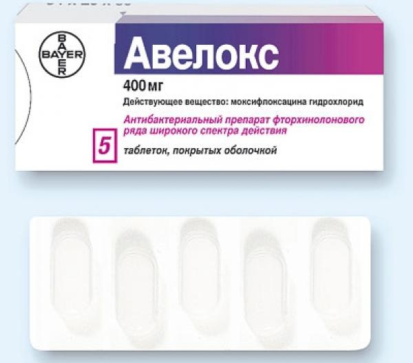 Avelox instructions for use