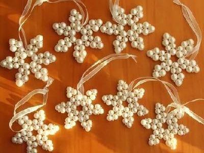 Поделки на новый год снеговик фото