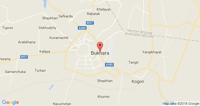 Город Бухара. История Бухары. Фото Бухары