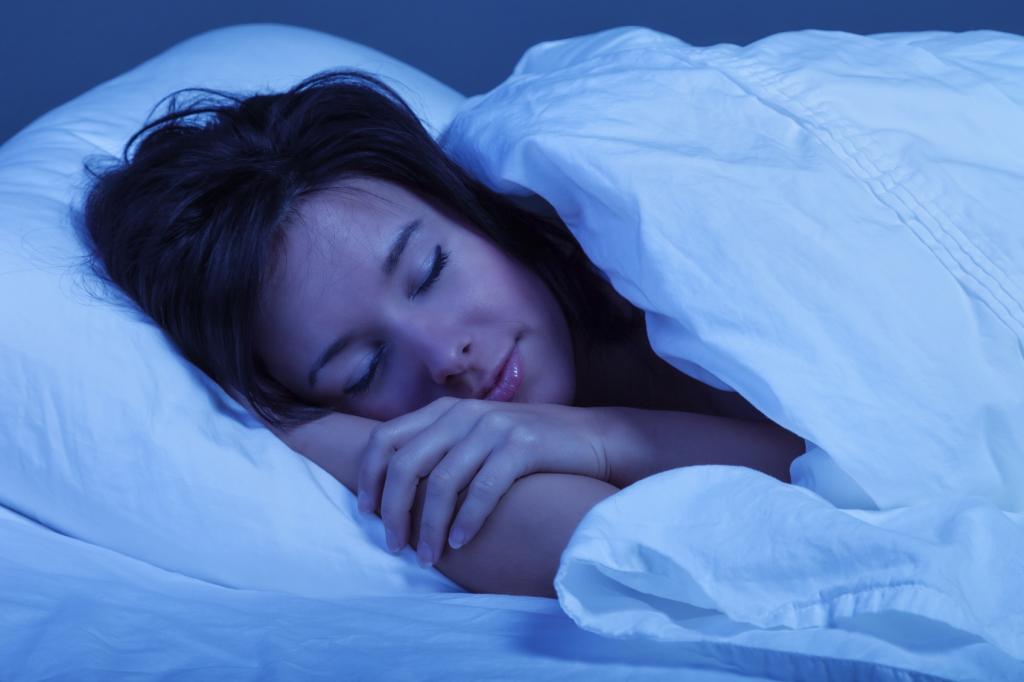 Красиво спит картинка