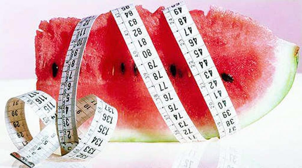 Сколько похудеешь на арбузной диете