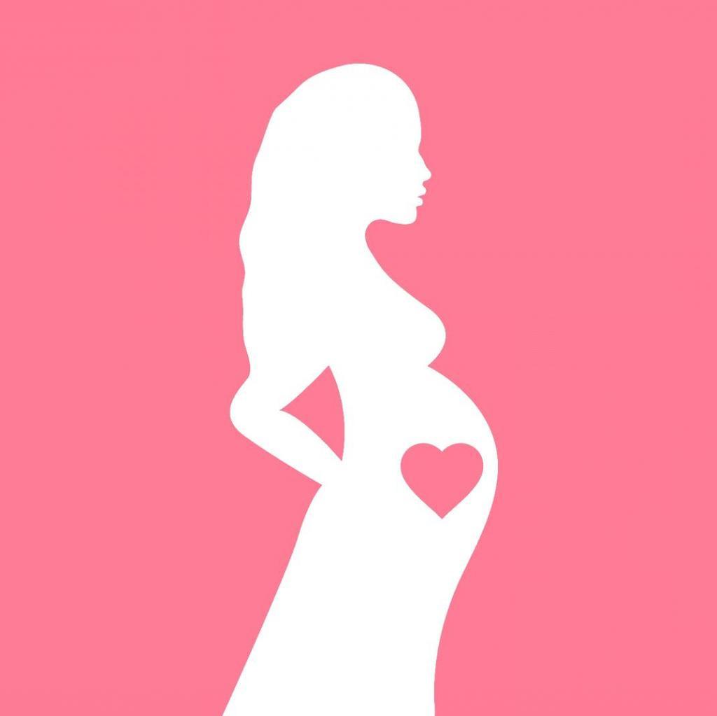 Беременна картинки аватарки