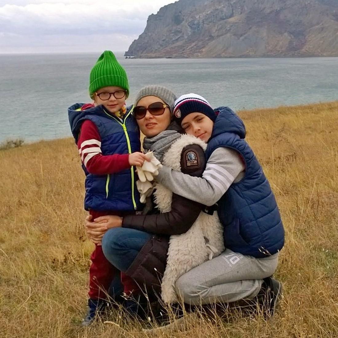 Елена ксенофонтова личная жизнь дети фото