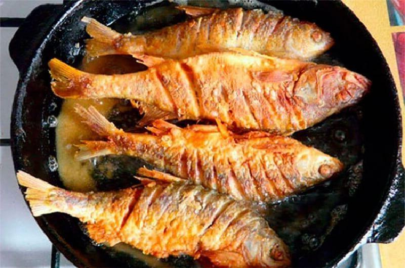 бесплатно картинка рыбка на сковороде выращивание имбиря
