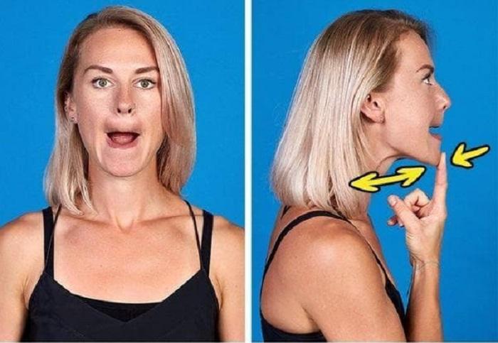 Эффективное Упражнения Чтоб Щеки Похудели. Как быстро похудеть в лице, чтобы появились скулы и впали щеки?
