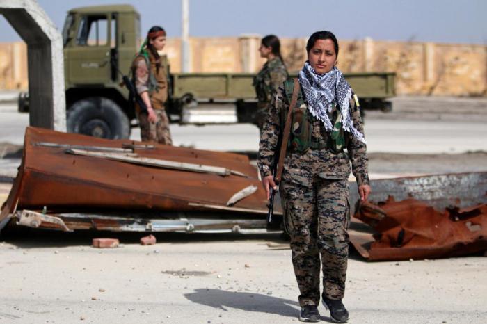 Знакомство С Сирией