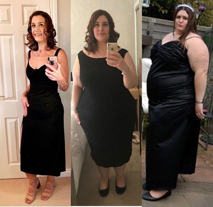 За год похудел на 8 кг причины