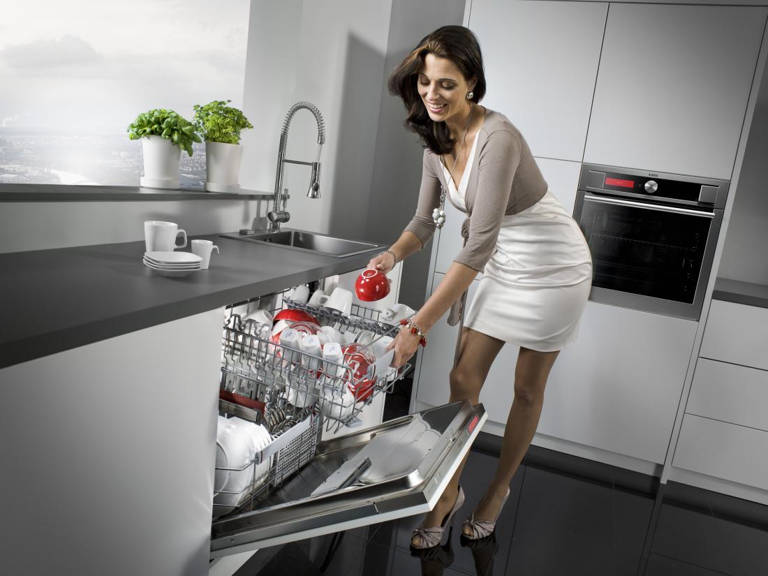 Посудомоечные средства в домашних условиях
