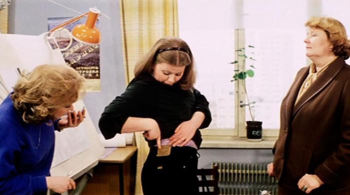 Муравьева: Ирина Муравьева худеет ради детей