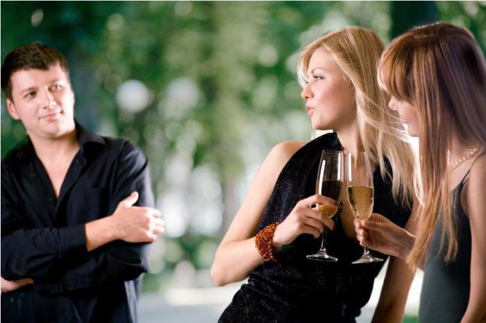Знакомстве с женщиной мужчинам в советы