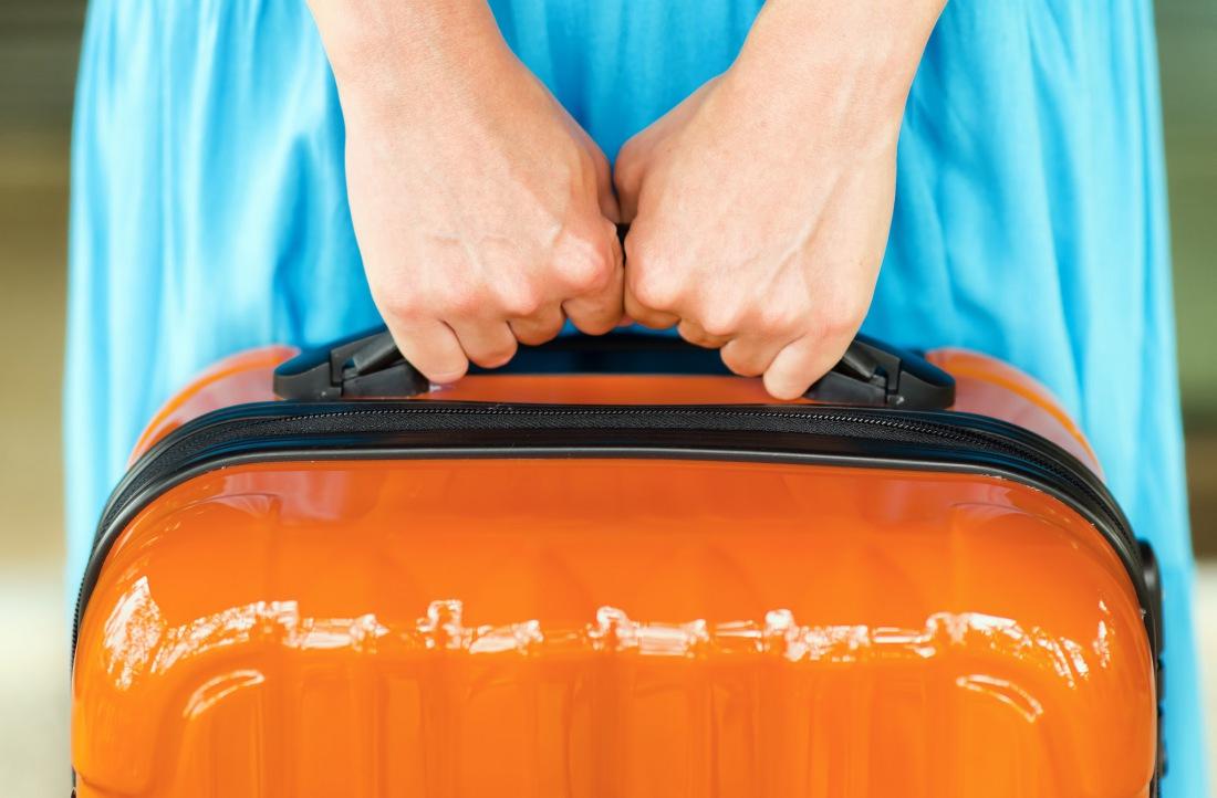 Упаковать чемодан как в аэропорту