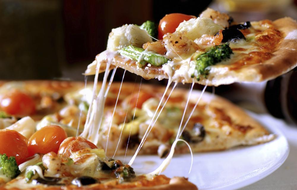 Тонкое тесто для пиццы как в италии