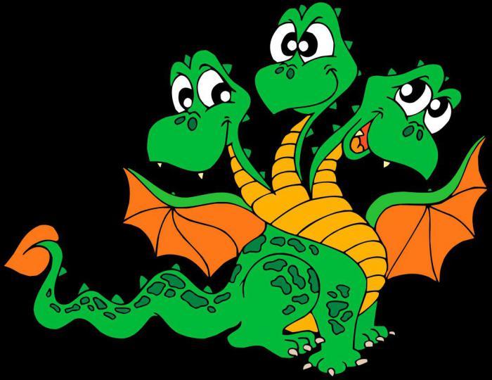 Картинка змей горыныч на прозрачном фоне