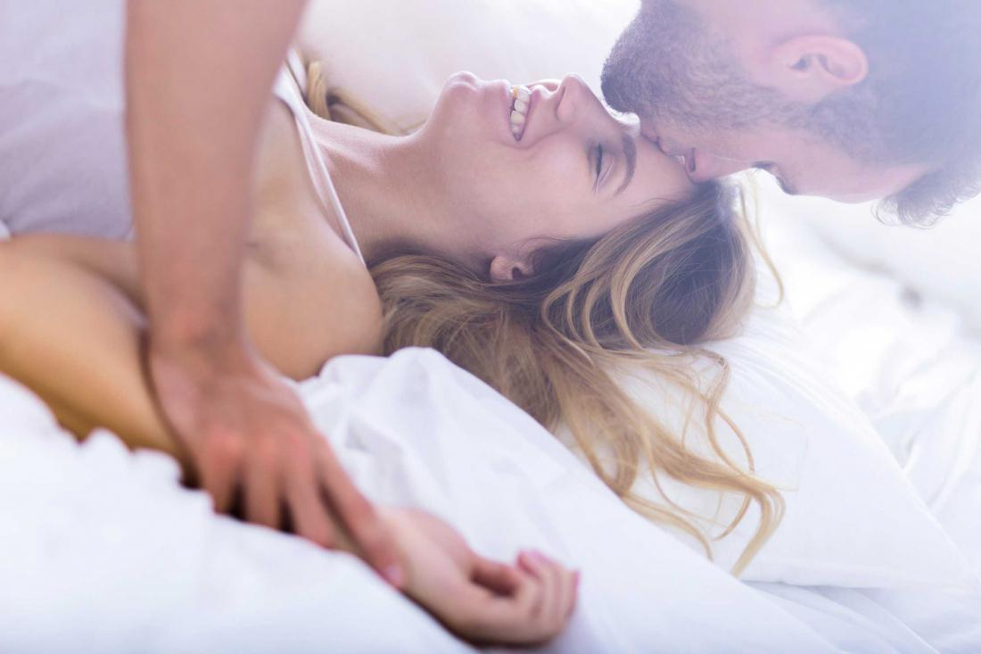 Как сильно девушки любят секс меня