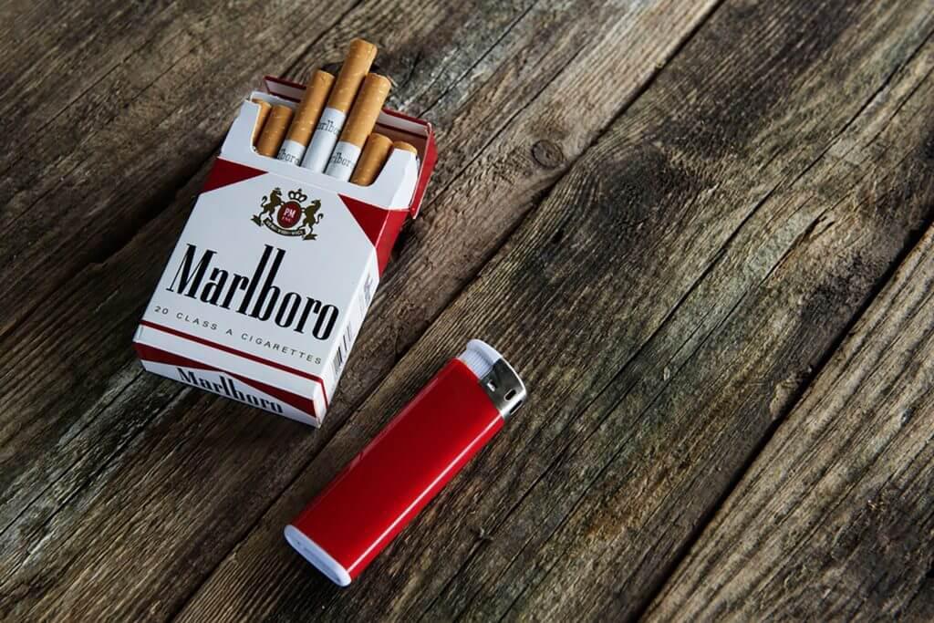 Крутые картинки с сигаретами пачкой