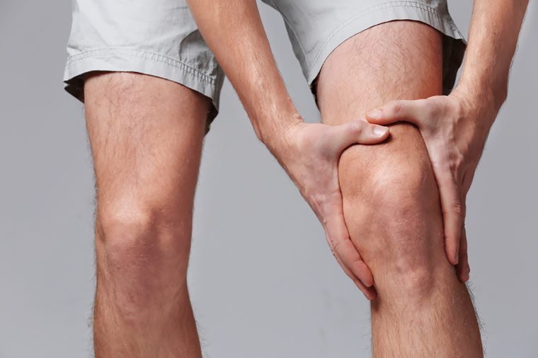 abilify knee pain
