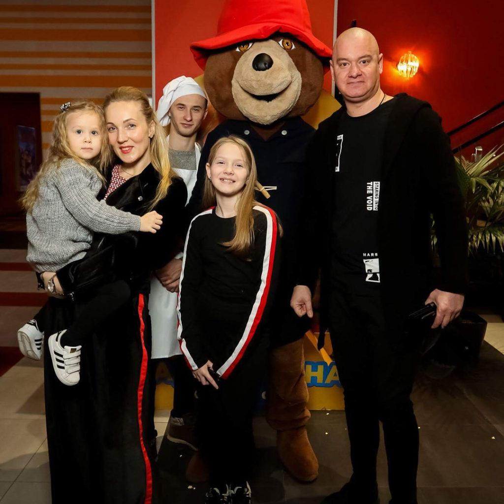 Евгений кошевой и его семья фото