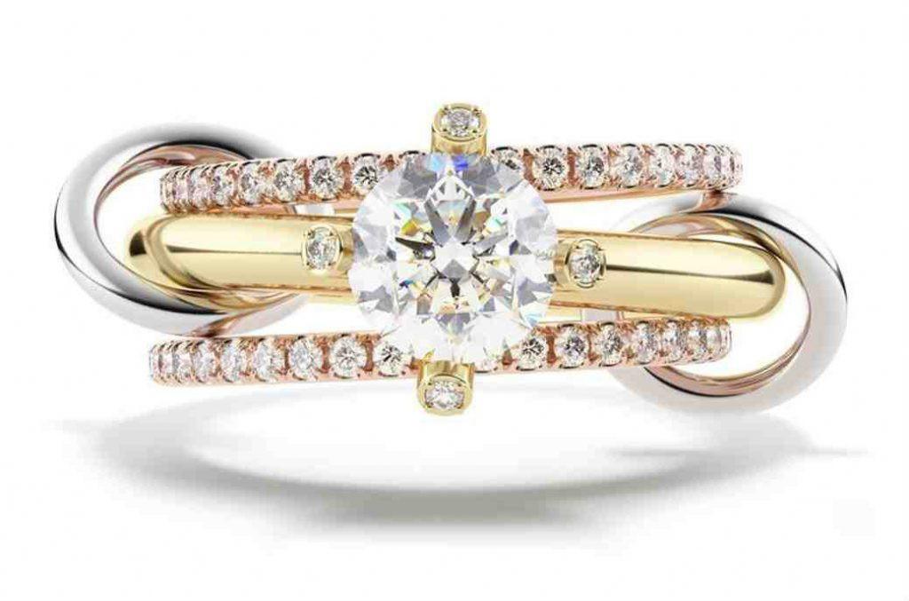 самое красивое обручальное кольцо в мире фото тому мой