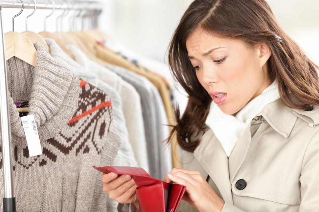 Психология импульсивного шопинга