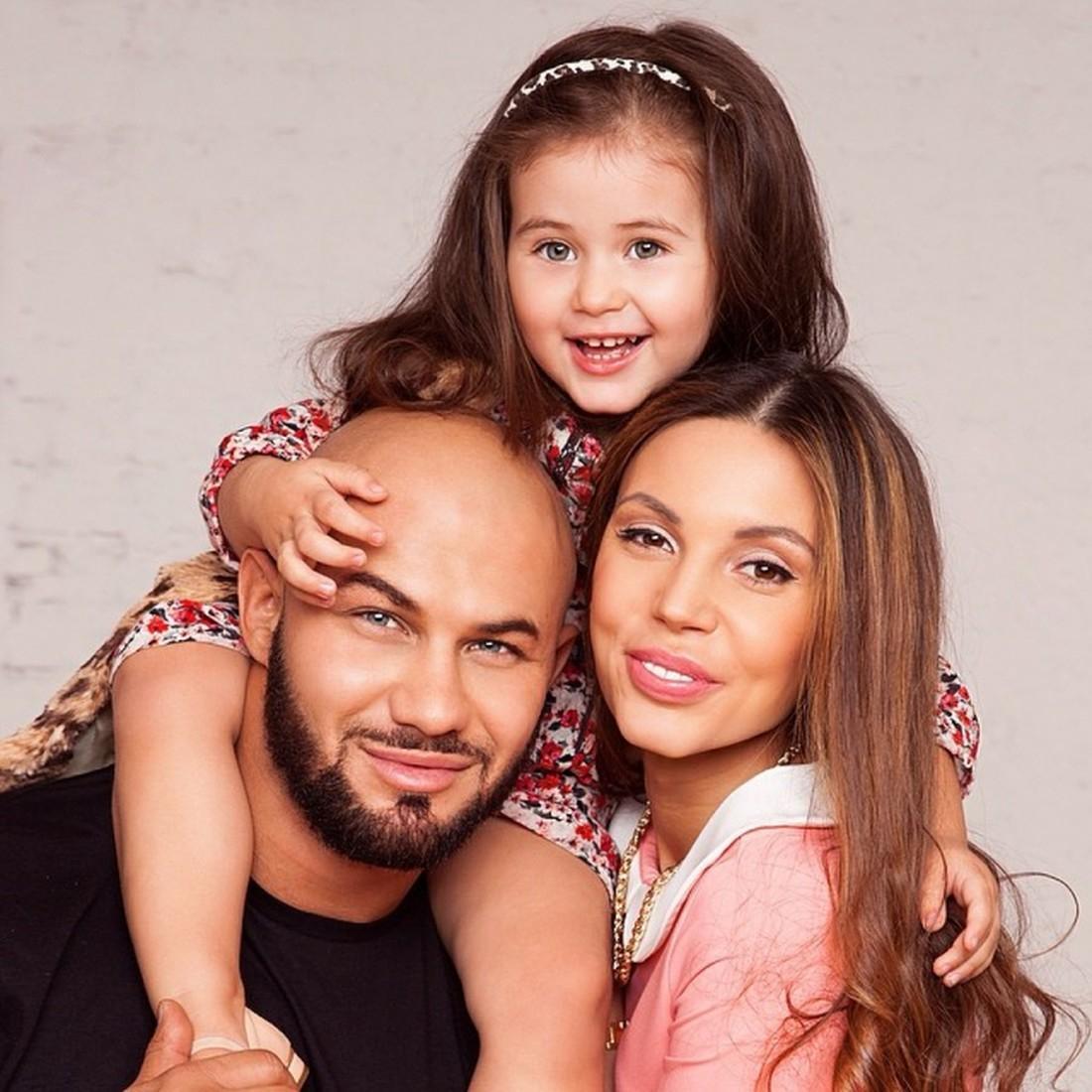 семья джигана фото