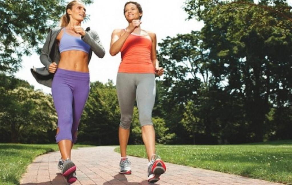 Ходьба поможет сбросить вес