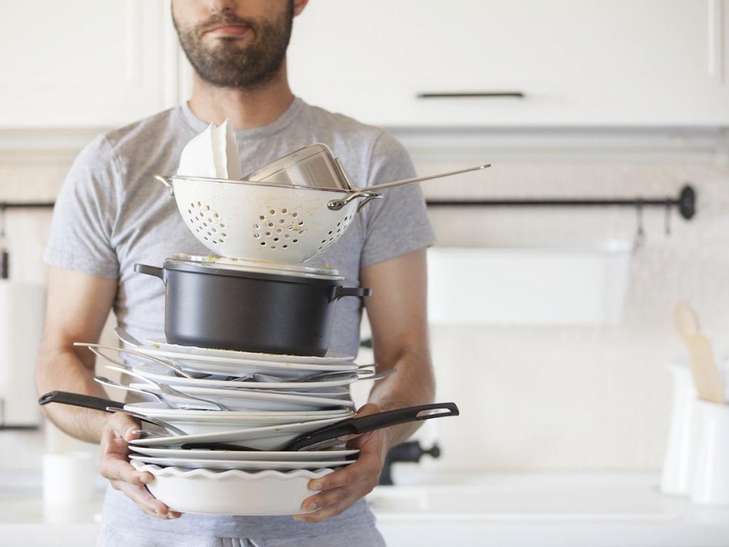 радости картинка муж моет посуду нетерпением ожидаем наступления