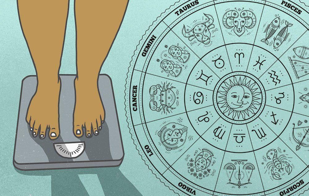 Диета для лунных знаков зодиака