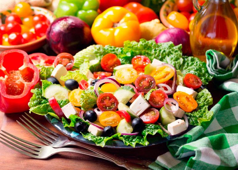 Средиземноморская диета и кухня