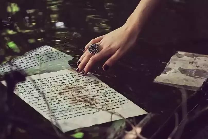 письмо в руках картинки клумбы
