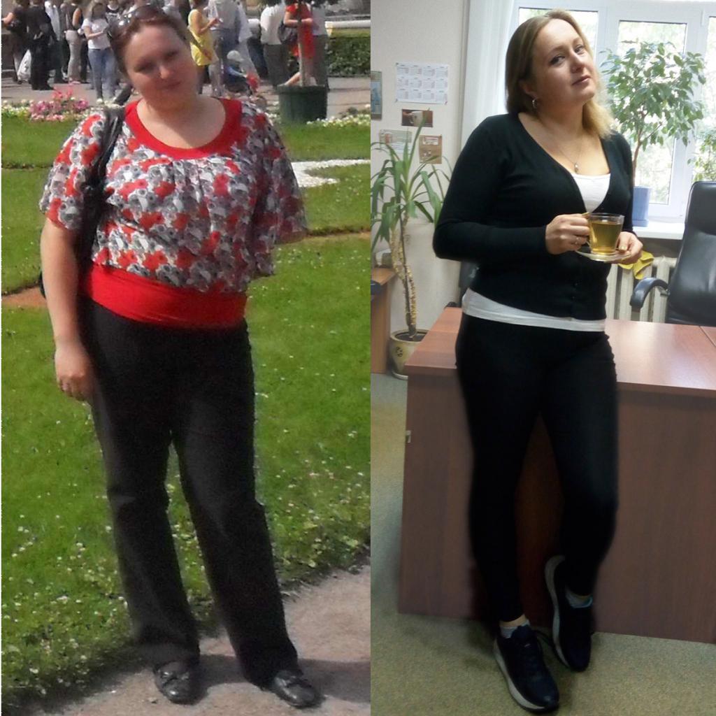 Похудеть 40 килограмм